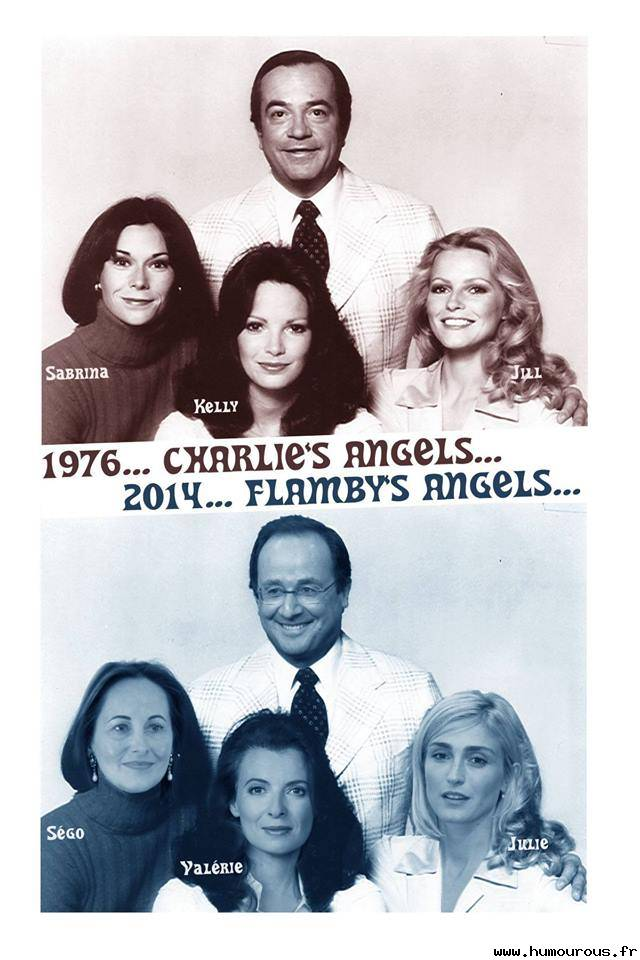 Flamby's Angels