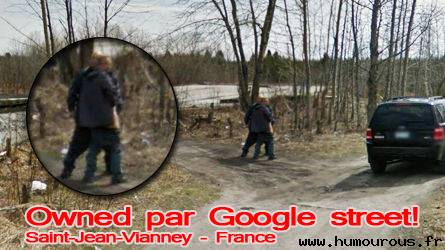 Owned by Google Street