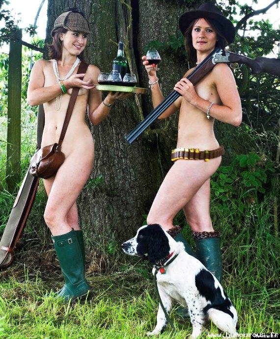Les chasseuses